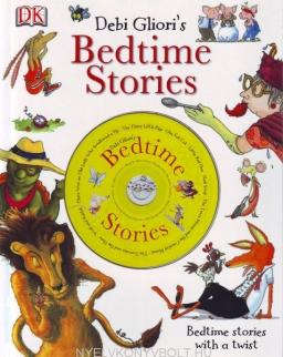Debi Gliori's Bedtime Stories with Audio CD