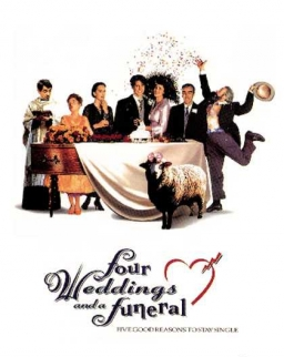 Four Weddings and a Funeral - Penguin Readers Level 5