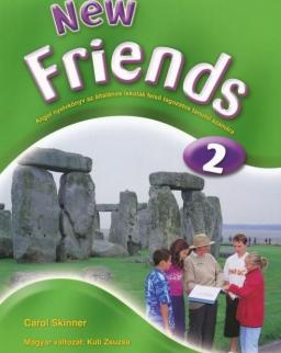 New Friends 2 Student's Book - Magyar változat