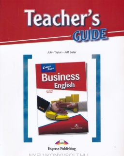 Career Paths - Business English Teacher's Guide
