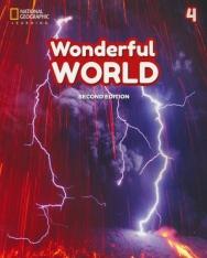 Wonderful World  Workbook 4 - Second Edition
