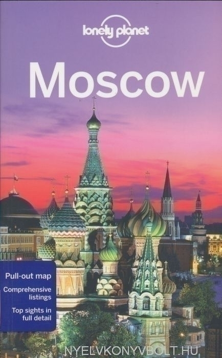 Lonely Planet - Moscow City Guide (5th Edition)
