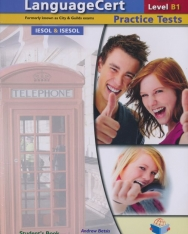 Succeed in LanguageCert - CEFR B1 Practice Tests + Self-study Guide and Audio CD - New Edition