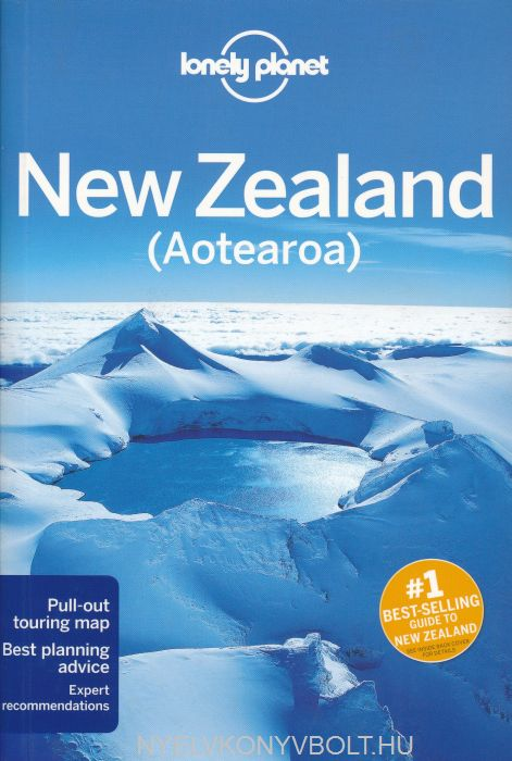 New Zealand - Lonely Planet Travel Guide (18th Edition)