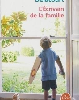 Grégoire Delacourt: L'Écrivain de la famille