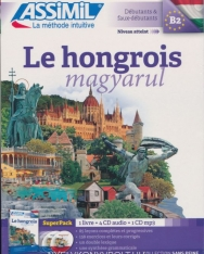 Assimil - Le hongrois Superpack (1 livre + 4 Audio CD + 1 MP3 CD)