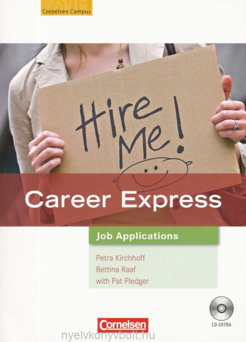 Career Express - Job Applications with Audio CD