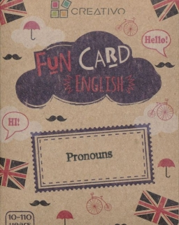 Fun Card English: Pronouns