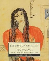 Federico García Lorca: Teatro Completo III