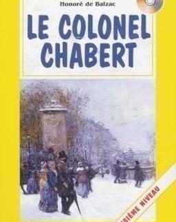 Le Colonel Chabret avec CD Audio - La Spiga Lectures Facilités (A2)