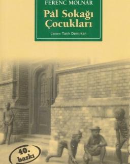 Molnár Ferenc: Pál Sokagi Çocuklari (A Pál utcai fiúk török nyelven)