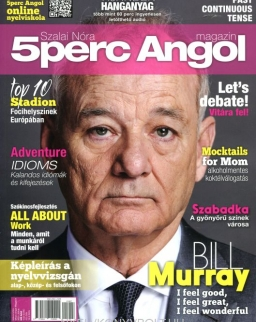 5 Perc Angol Magazin 2021 Július