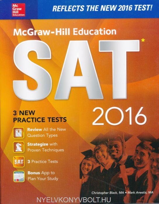SAT 2016 - 3 New Practice Tests