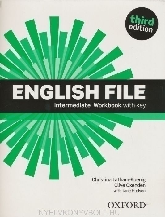 English File - 3rd Edition - Intermediate Workbook with Key