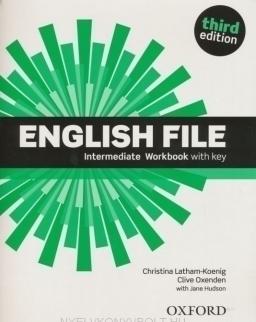 English File - 3rd Edition - Intermediate Workbook with Key