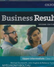 Business Result Second Edition Upper-Intermediate Class CD