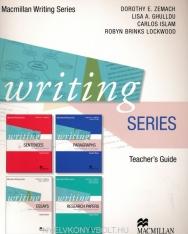 Writing Series Teacher's Guide