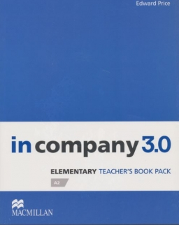 In Company 3.0 Elementary Teacher's Book Pack with Acces to the Online Workbook and Teacher's Resource Centre