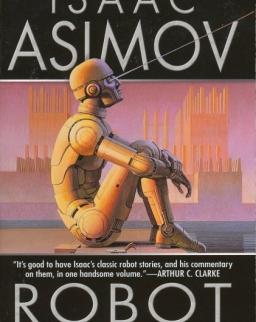 Isaac Asimov: Robot Visions