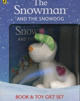 The Snowman and the Snowdog - Book and Toy Giftset