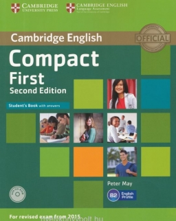 Cambridge English Compact First - Second Edition - Student's Book with Answers and CD-ROM