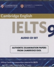 Cambridge IELTS 9 Official Examination Past Papers Audio CDs (2)