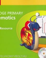 Cambridge Primary Mathematics 4 Teacher's Resource with CD-ROM