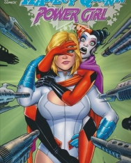 Harley Quinn and Power Girl