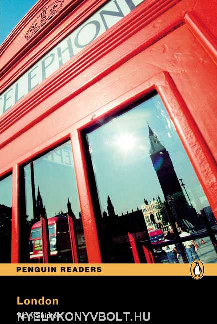 London - Penguin Readers Level 2
