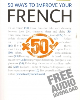 Teach Yourself - 50 Ways to Improve your French