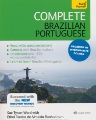 Teach Yourself Complete Brazilian Portuguese Book + audio online