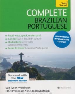 Teach Yourself Complete Brazilian Portuguese Book + audio online