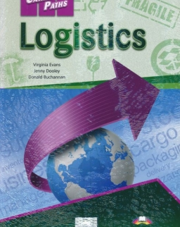 Career Paths - Logistics Student's Book with Digibooks App