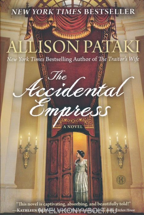 Allison Pataki: The Accidental Empress