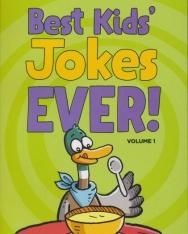 Best Kids' Jokes Ever! Volume 1 (Highlights™ Laugh Attack! Joke Books)
