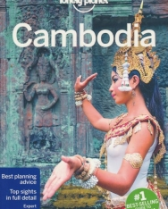 Lonely Planet - Cambodia Travel Guide (10th Edition)