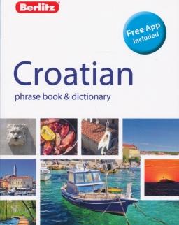Berlitz Croatian Phrasebook & Dictionary - Free App included