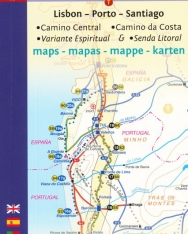 Camino Portugués - maps