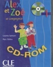 Alex et Zoé et compagnie 1 CD-ROM
