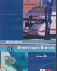 Unternehmen Deutsch Aufbaukurs CD