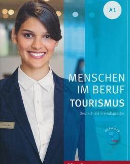 Menschen im Beruf - Tourismus A1 Kursbuch mit Übungsteil und Audio-CD