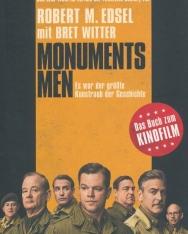 Robert M. Edsel: Monuments Men: Die Jagd nach Hitlers Raubkunst - Es war der größte Kunstraub der Geschichte