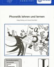 Phonetik lehren und lernen