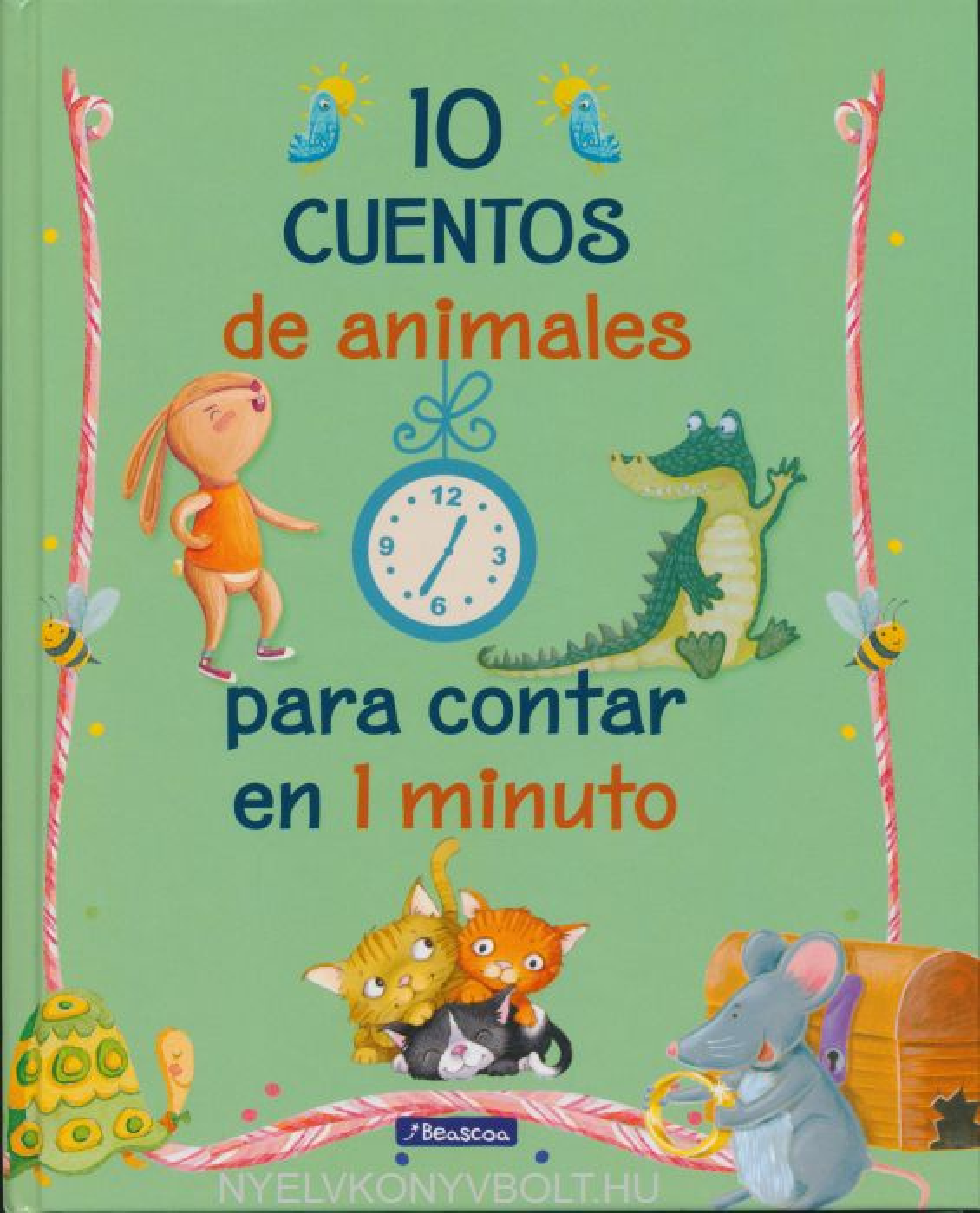 10 cuentos de animales para contar en 1 minuto