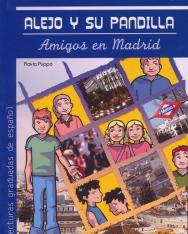 Alejo y su pandilla Libro 1 Amigas en Madrid