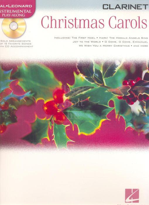 Christmas Carols - clarinet (+CD)