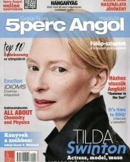 5 Perc Angol Magazin 2021 Augusztus