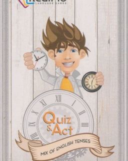 Quiz & Act - Mix of English Tenses - Kártyacsomag