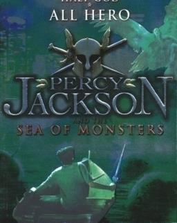 Rick Riordan: Percy Jackson and the Sea of Monsters - Percy Jackson 2