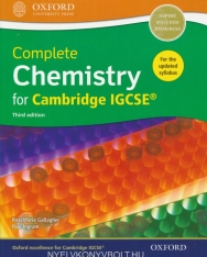 Complete Chemistry for Cambridge IGCSE Student's Book Third Edition